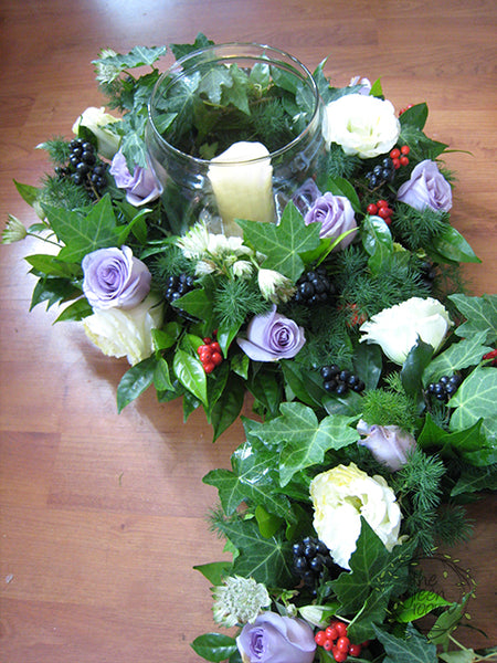 Table Wreath - Trellis
