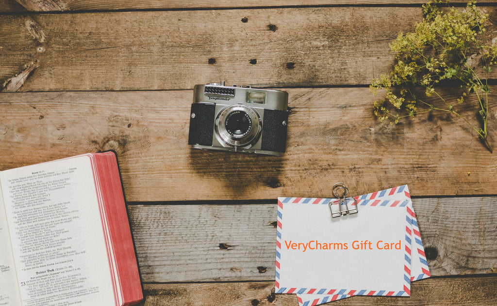 VeryCharms Gift Card