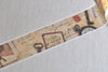Vintage Skeleton Key Handmade Theme Washi Tape 30mm x 5M Roll A12288