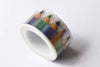 Colorful Pencil Washi Tape Stationery Deco Tape 20mm x 5M Roll A12610