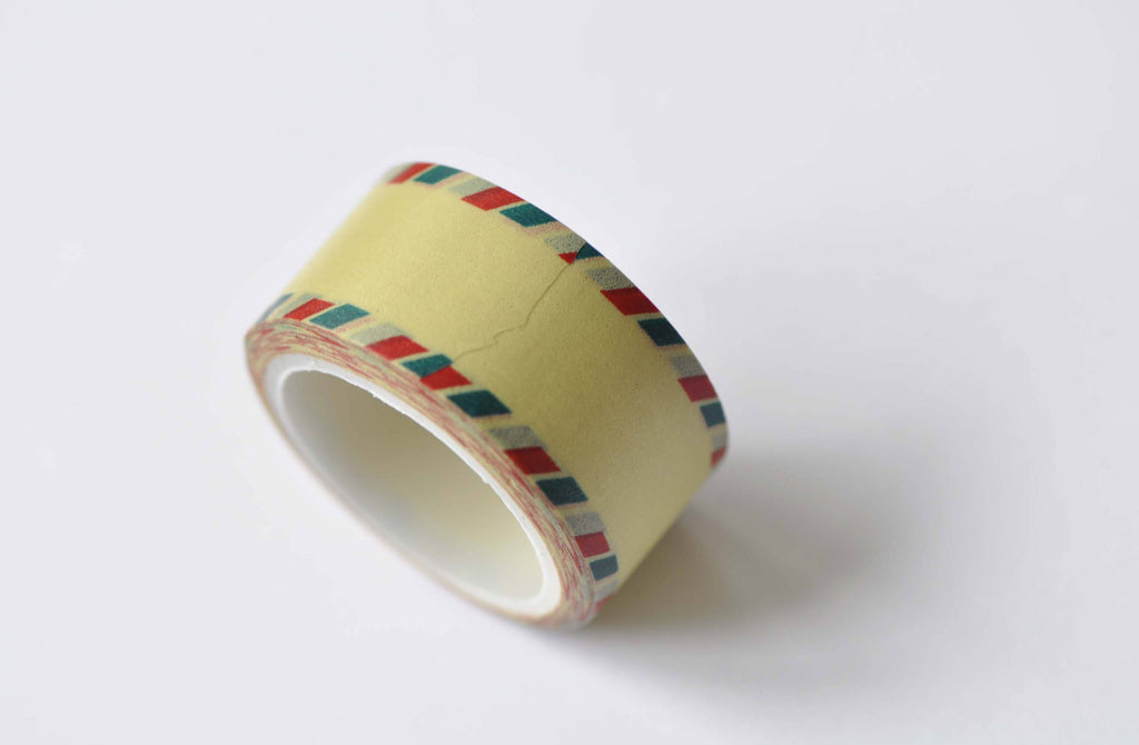 Envelope Mail Crafting Washi Tape 20mm Wide x 5M Roll A12464