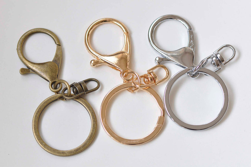 key ring clasps