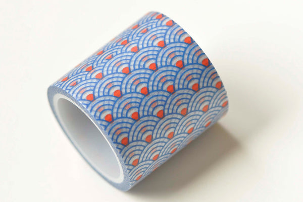 Chinese Lucky Cloud Washi Tape Japanese Masking Tape 40mm x 5M A13275