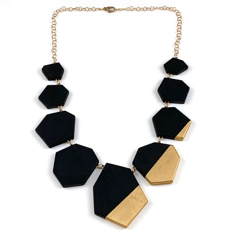 Bonded Statement Necklace