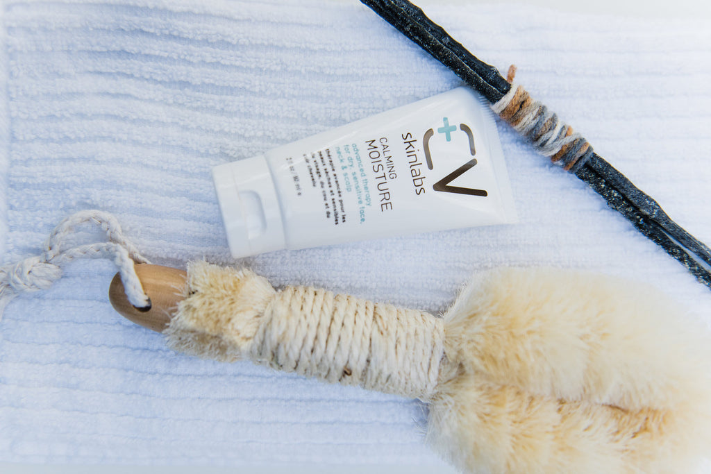 How to dry brush - it's more than skin deep