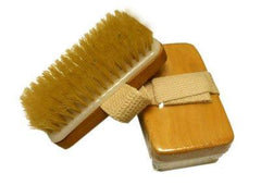 dry brush winterize skin