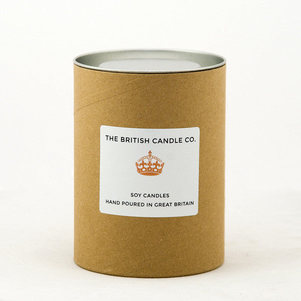 Night (Sandalwood & Black Pepper) Soy Candle Mandle