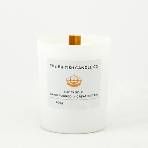 English Rose Soy Candle