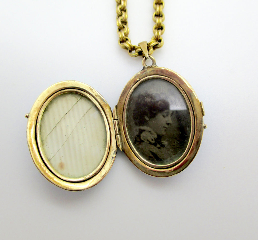 products locket outstanding victorian to revival byzantine solid necklace gold cover lockets swallow bird