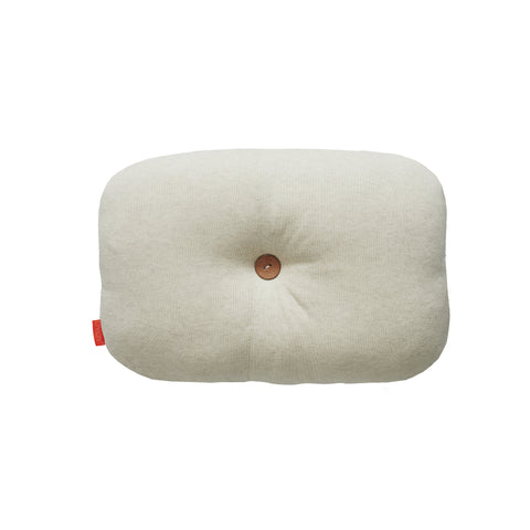 OYOY Living Bumble Cushion White & Grey