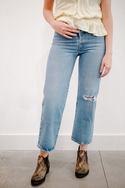Levi's Lightwash Denim