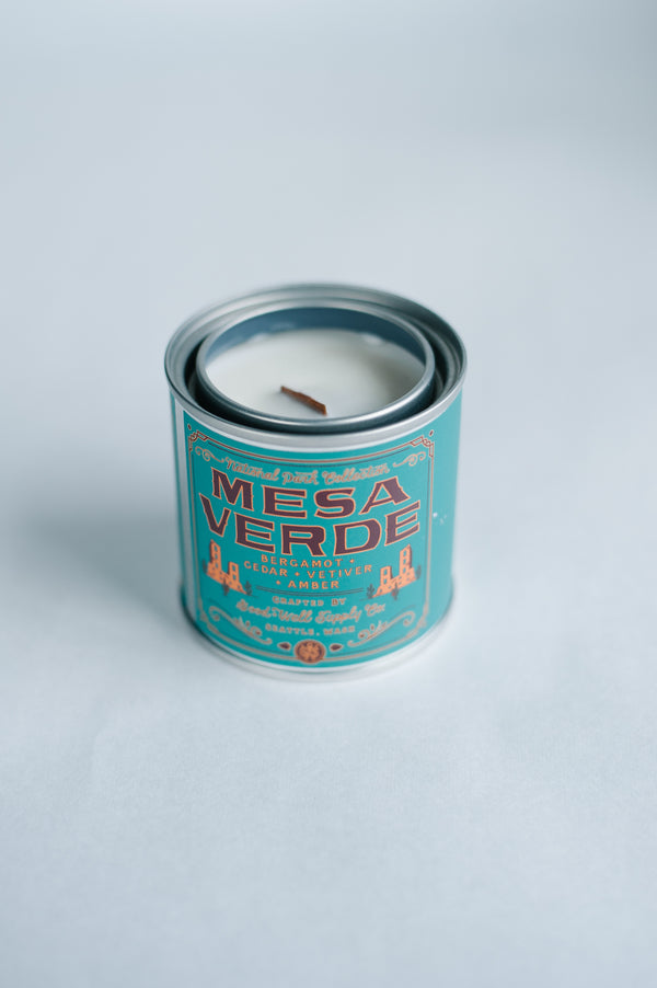 Mesa Verde Candle