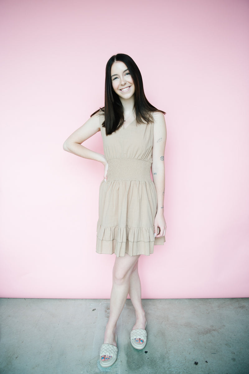 Glass Salt Cellar