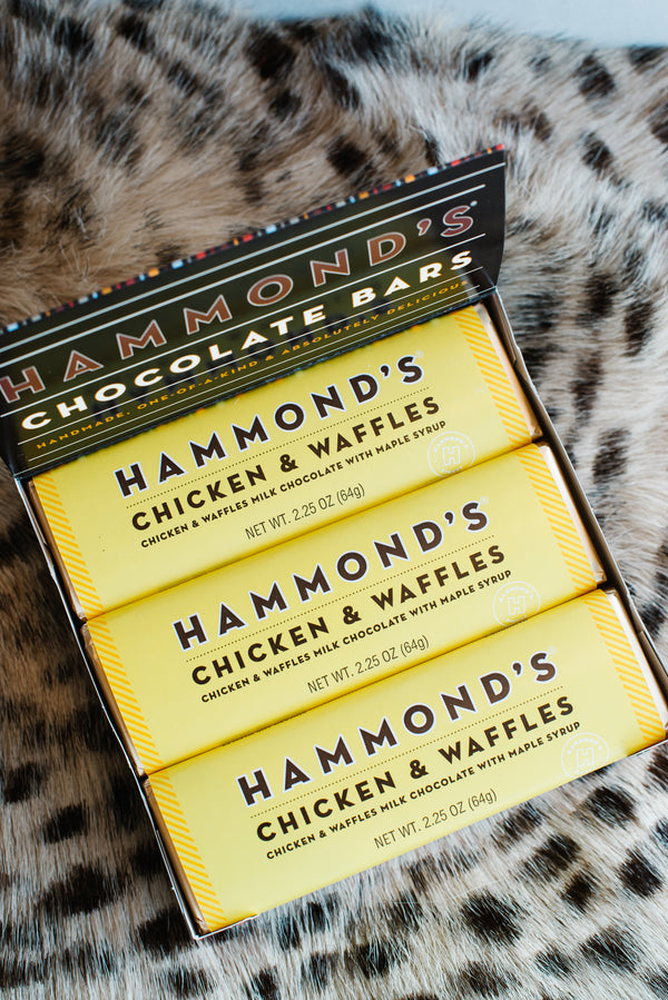 Chicken and Waffles Chocolate