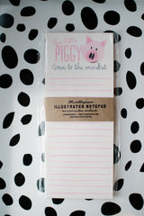 Piggy Notepad