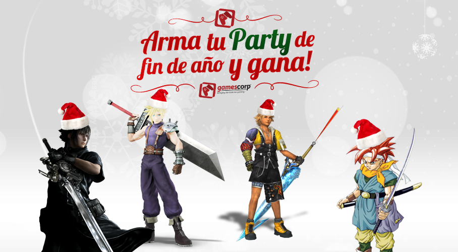 PROMOCION - ¡Arma tu Party y Gana!