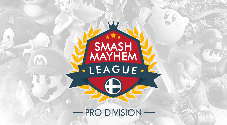 Smash Mayhem League - Pro Division - Week 1