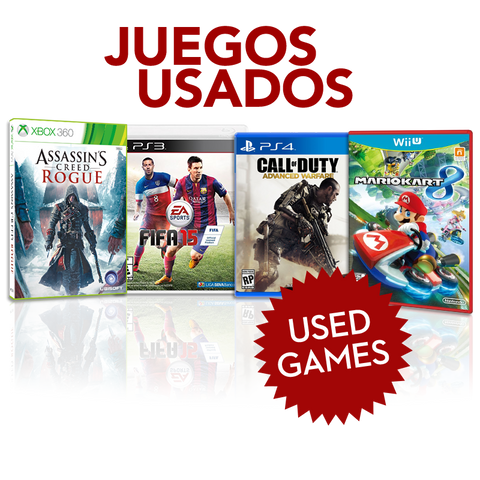 Used Games!