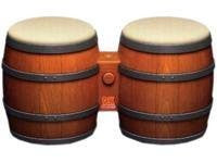 Donkey Konga / Jungle Beat Bongos - Gamecube (Used)
