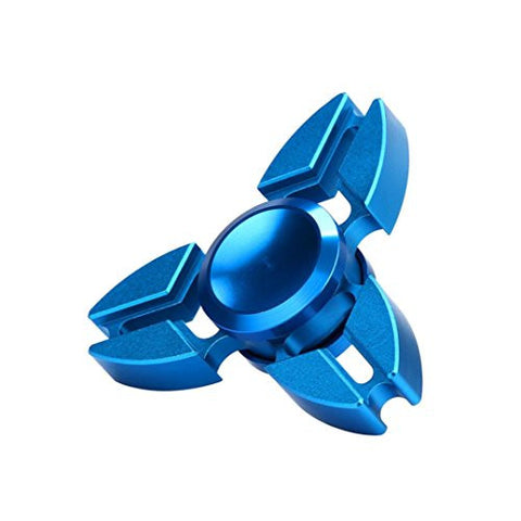 Fidget Spinner -   BLUE PLATED