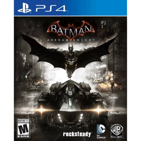 Batman Arkham Knight - PlayStation 4 (Used)