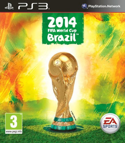 2014 FIFA World Cup Brazil Sony Playstation 3 - Used