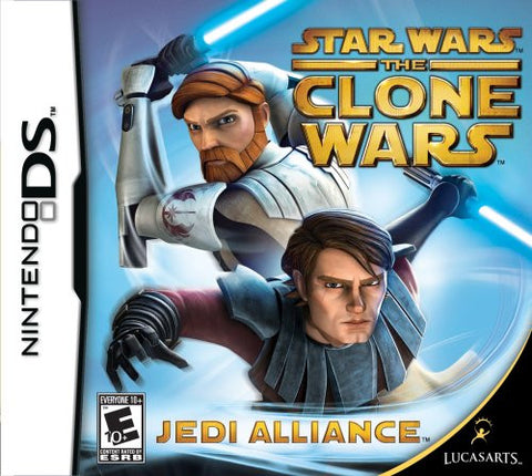 Star Wars The Clone Wars: Jedi Alliance - Nintendo DS (used)