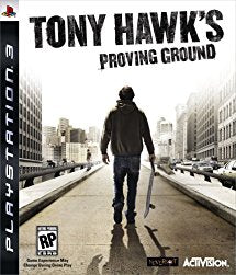 Tony Hawk Proving Ground - Playstation 3   - Used