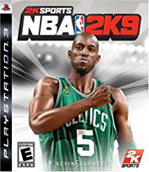 NBA 2K9 - Playstation 3  - Used