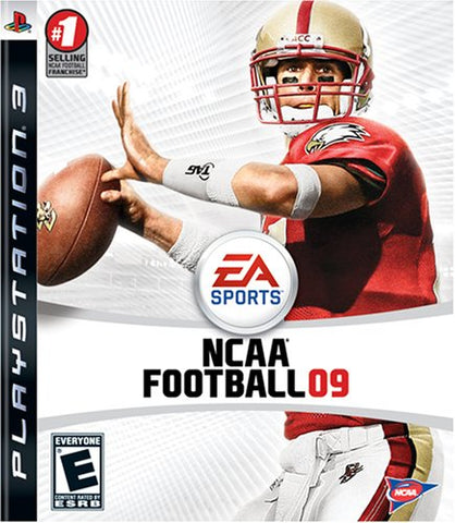 NCAA Football 09 - Playstation 3  - Used