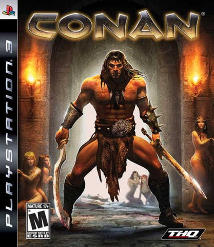 Conan - Playstation 3 - Used