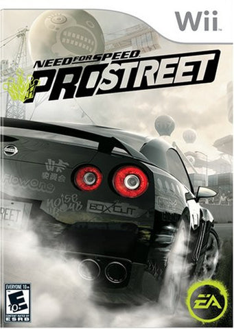 Need for Speed: Prostreet  - Nintendo Wii (Used)
