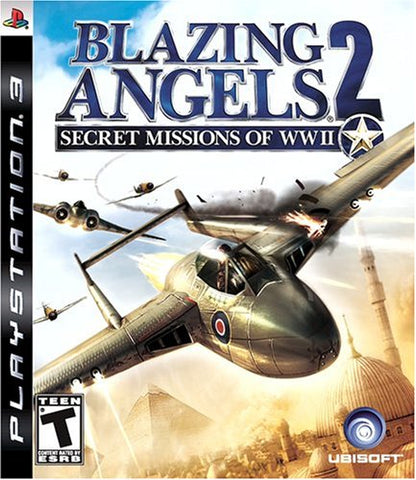 Blazing Angels 2: Secret Missions of WWII - Playstation 3  - Used