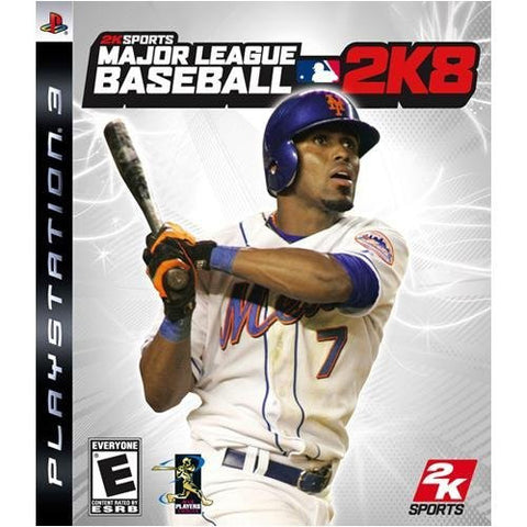 Major League Baseball 2K8 PS3 (Used)