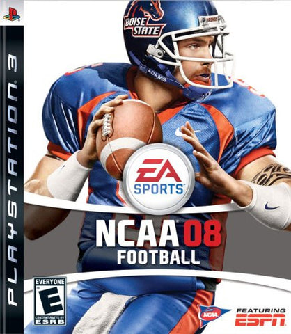 NCAA Football 08 - Playstation 3 - Used