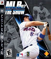 MLB 07: The Show - Playstation 3   - Used