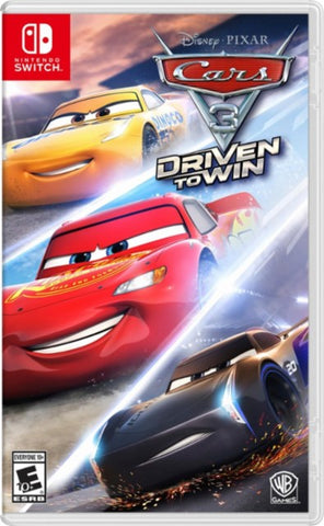Cars 3 Driven to Win -Nintendo Switch
