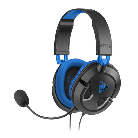 Turtle Beach - Ear Force Recon 60P Amplified Stereo Gaming Headset