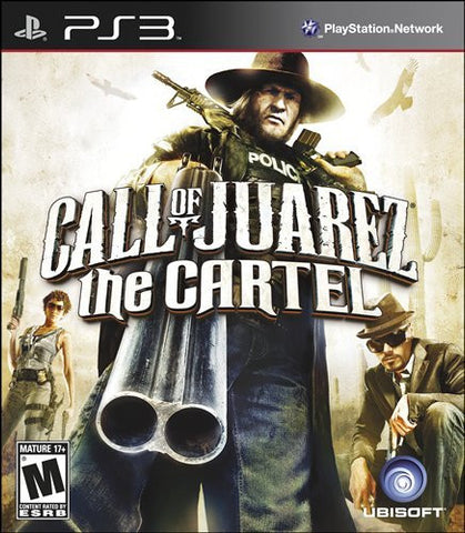 Call Of Juarez: The Cartel - Playstation 3 - Used