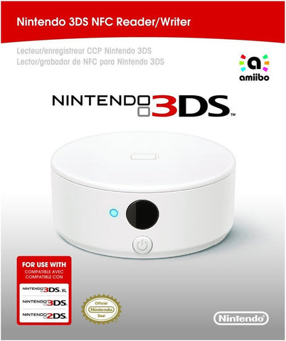 Nintendo NFC Reader/Writer Accessory - Nintendo 3DS