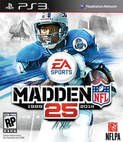 Madden NFL 25 - Playstation 3 (used)