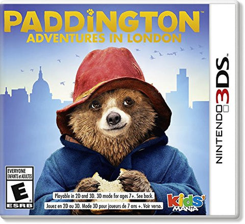 Paddington: Adventures in London - Nintendo 3DS