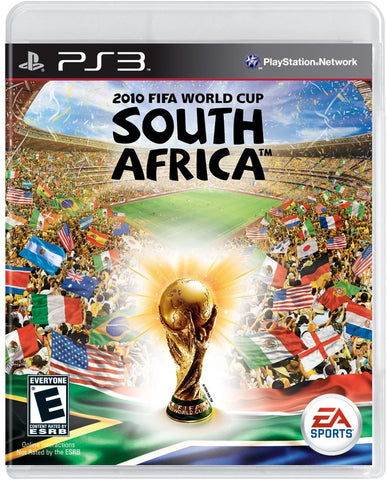 2010 FIFA World Cup South Africa - Used