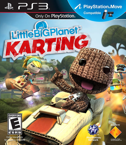 LittleBigPlanet Karting - Playstation 3 (used)