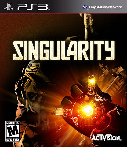 Singularity - Playstation 3 - (used) Playstation 3