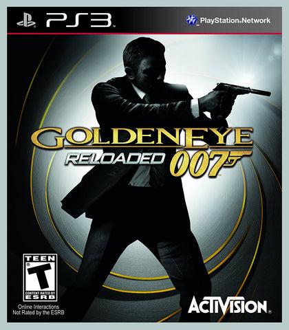 GoldenEye 007: Reloaded -  Playstation 3 (used)