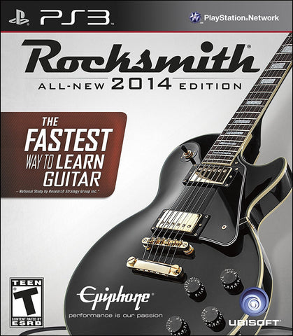 Rocksmith 2014 Edition - Playstation 3 (Used)