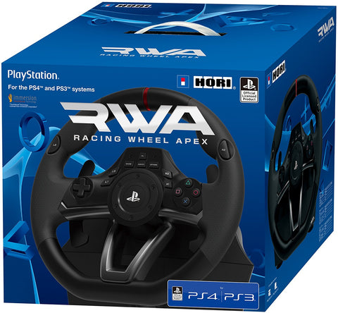 HORI Racing Wheel Apex para PlayStation 4/3, y la PC