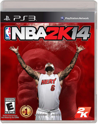 NBA 2K14 - PlayStation 3 (Used)