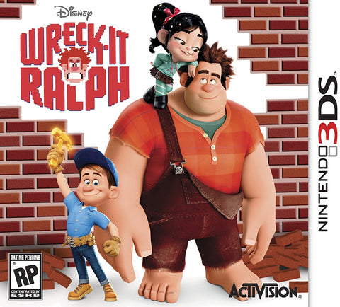 Wreck-It Ralph - Nintendo 3DS  (USED)
